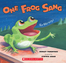 S-OneFrogSang-Scholastic